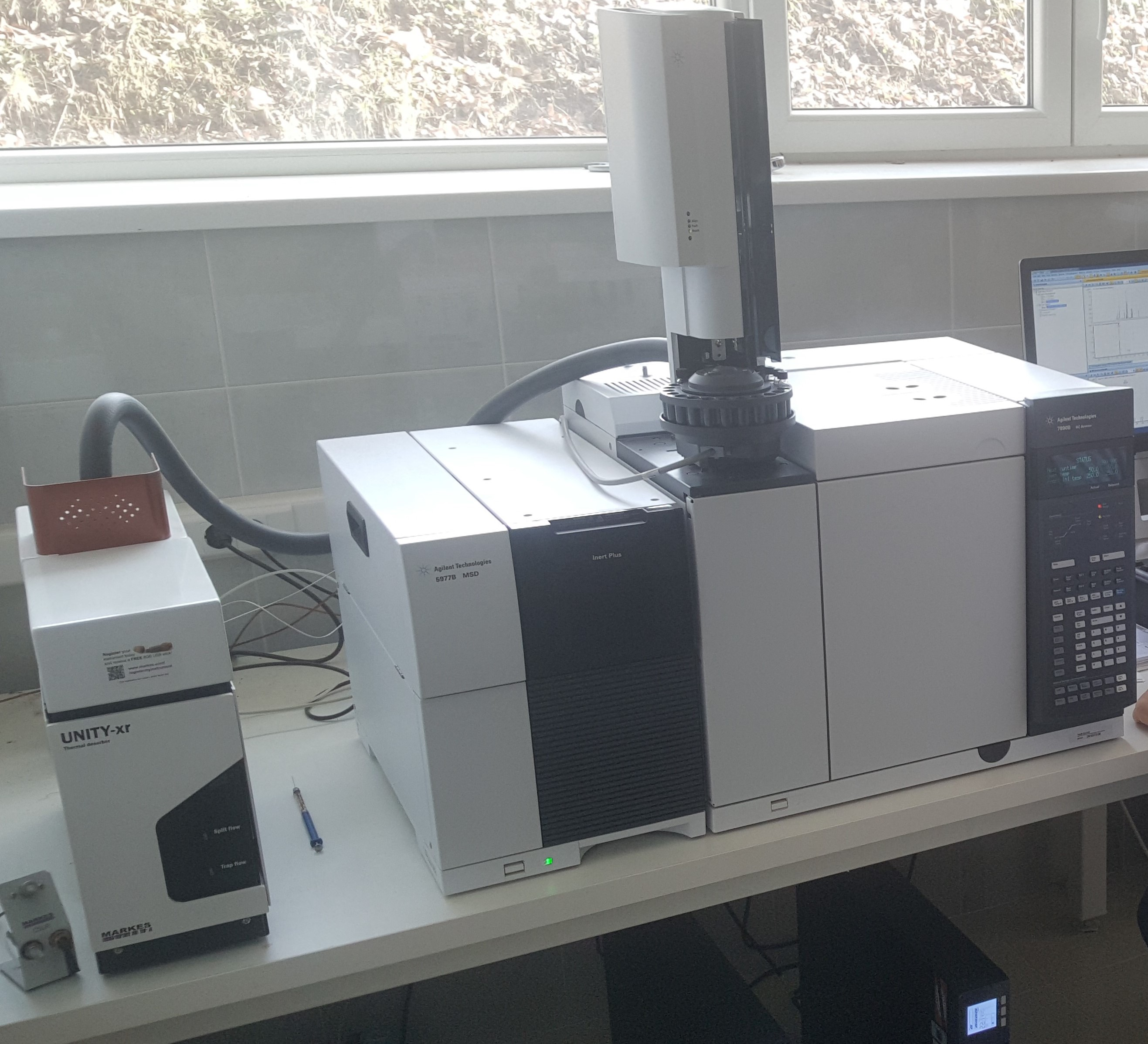 GC MS Agilent